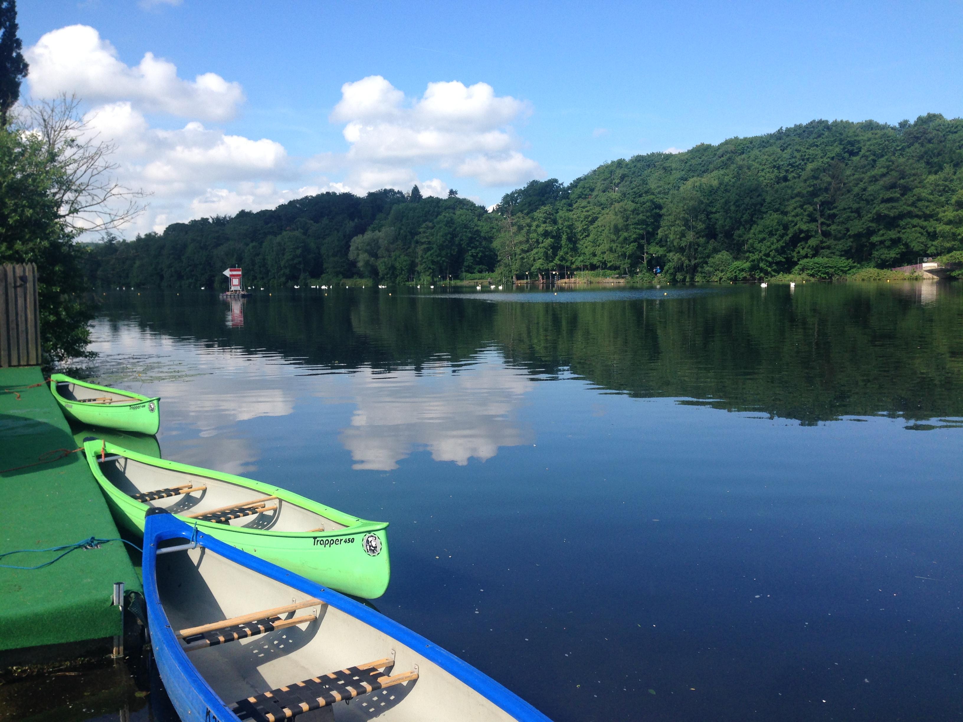 Baldeneysee Kanutouren Rafting Flosstouren Kanuschule Sup